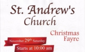 St Andrews Christmas Fayre image