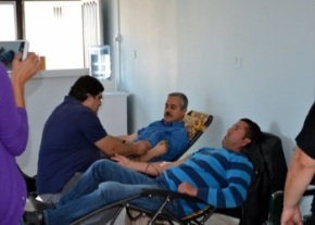The first Tatlisu blood donor day (5) image