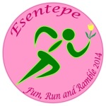 Esentepe Fun Run 2014 new logo