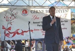 Girne Mayor