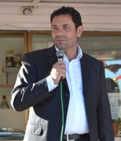 Mayor Mehmet Hulusioĝlu