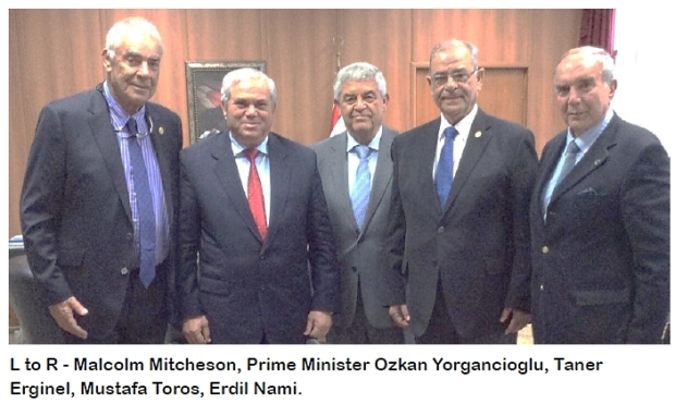 MNCB Picture at the Prime Ministers office