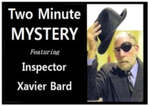 Police Inspector, Xavier Bard image