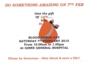 BRS Blood Day 7th Feb image