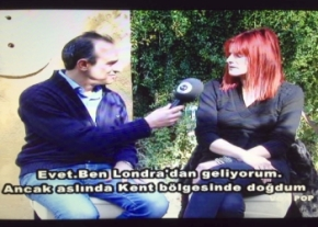 Engin Dervisaga talks to Rachel Saunby image
