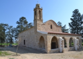 EU project to refurbish Agios Afksentious Church (6) Image