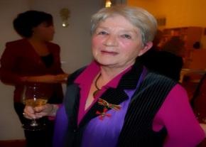 Heidi Trautman Order of Merit from Germany