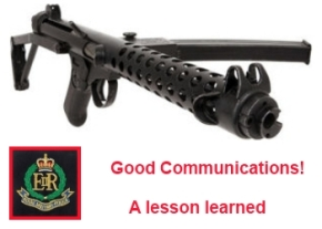 good communicatiions  A lesson learned image