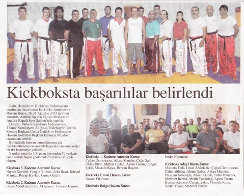 Kick Box article