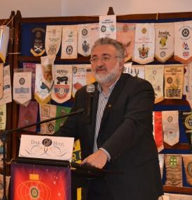 Prof Ibrahim Benter