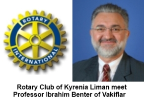 Rotary and Ibrahim Benter image