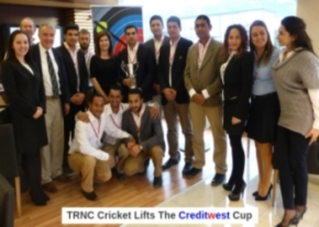 TRNC Cricket Lifts The Creditwest Cup image