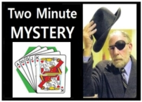 Two Minute Mystery no 5 image