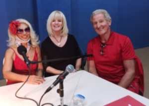 Wendy Smith, Denise Phillips and Peter Toms image