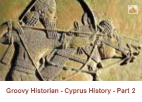 Groovy Historian Ancient Cyprus 2  image