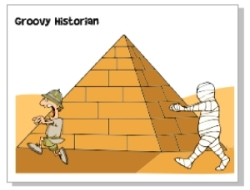 Groovy Historian logo