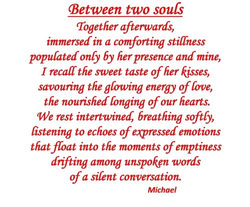 Michael's poem
