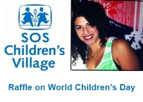 Raffle on Workd Children's Day
