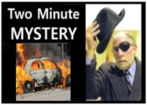 Two Minuite Mystery No 10
