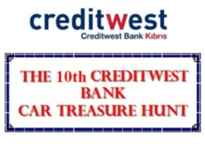 10th Creditwest Car Treasure Hunt