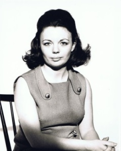 Anne in earlier years