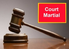 Court Martial image