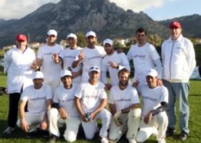 Girne winning team image