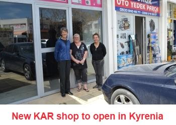 New KAR shop image