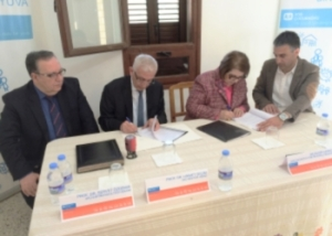 SOS and CIU joint signing of protocol