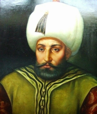 Sultan Sellim II-conquered Cyprus - Picture courtesy T-VINE sml