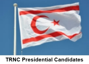 TRNC Presidential candidates