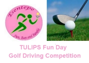 Tulips Golf Driving Competition image