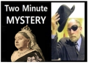 Two Minute Mystery No 11