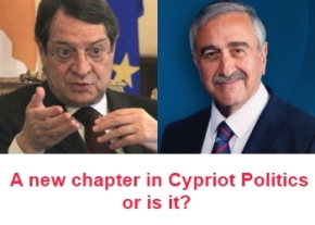 A new chapter in Cypriot Politics or is it