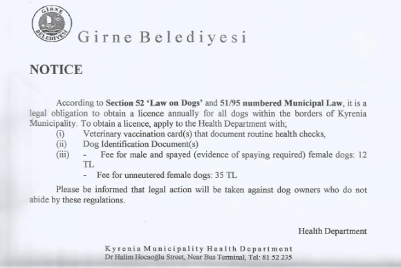 Dog Registration advice