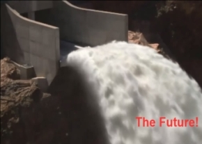 Getcikoy Dam water inlet image