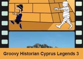 Groovy Historian Cyprus Legends 3
