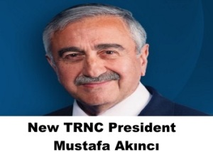 Mustafa Akinci - New President
