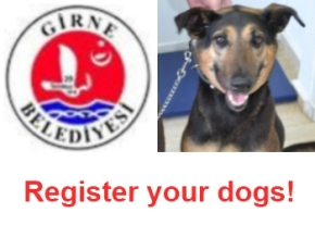 Register you dogs