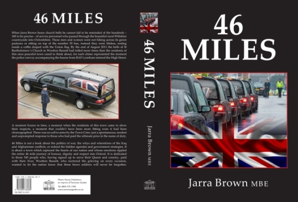 46 Miles cover page