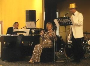Demetra and Fikri Toros accompanied by Rauf Kazimov