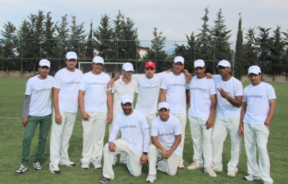 Girne team won the Creditwest T20 league cup final