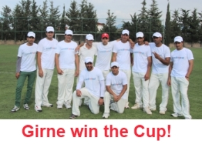 Girne win the Cup