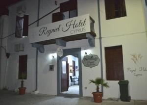Reymel Hotel and Yerfistigi Cafe-Bar
