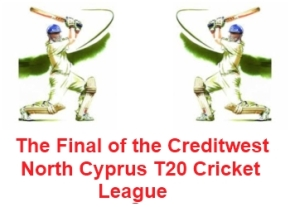 The final of the Creditsest t20 Cricket League image