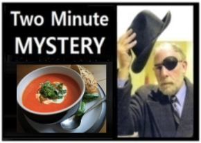 Two Minute Mystery No 21