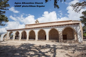 Agios Afksentios Church - UNDP Photo-Olkan Erguler 2