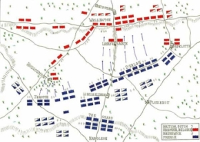 Battle of Waterloo image