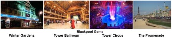 Blackpool scenes