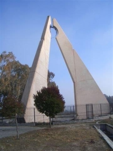 British Memorial at the site of the Battle of Talavera (2)